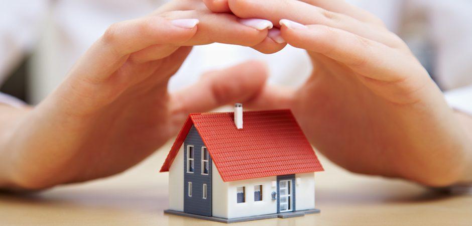 Schutz für Ihre Familie und Ihr Eigenheim